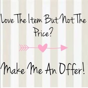 Other - All REASONABLE offers accepted :)